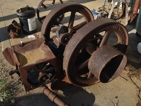 Tysse Gas Engine and Carts Collection featured photo 1