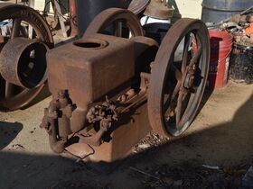 Tysse Gas Engine and Carts Collection featured photo 2
