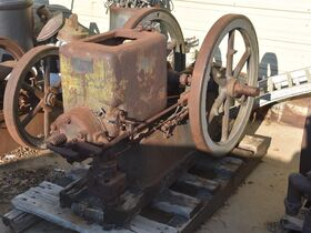 Tysse Gas Engine and Carts Collection featured photo 3
