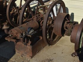 Tysse Gas Engine and Carts Collection featured photo 5