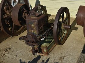 Tysse Gas Engine and Carts Collection featured photo 6