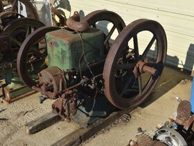Tysse Gas Engine and Carts Collection featured photo 7
