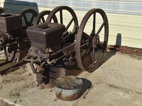 Tysse Gas Engine and Carts Collection featured photo 8