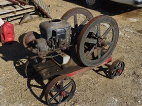Tysse Gas Engine and Carts Collection featured photo 10