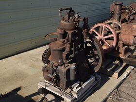 Tysse Gas Engine and Carts Collection featured photo 12