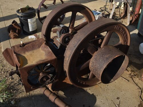 Tysse Gas Engine and Carts Collection featured photo