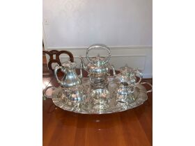 Sterling Silver, Antique Furniture, Beautiful Collectibles Online Auction featured photo 1