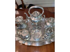 Sterling Silver, Antique Furniture, Beautiful Collectibles Online Auction featured photo 7