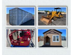 July Equipment Vehicles Containers Tools & Real Estate featured photo 1