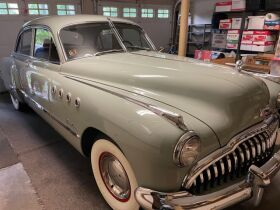 1949 Buick Roadmaster, Fine Antiques, Glassware and More! ONLINE AUCTION featuring the Exclusive Estate of Bonnie & Lloyd Lewis featured photo 2
