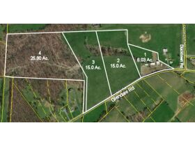 Absolute Estate Auction - 61.83 Acres with Several Barns - Offered in 4 tracts featured photo 2