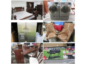 Appliances, Furniture, Tools, Building Supplies, Decor & More at Absolute Online Auction featured photo 1