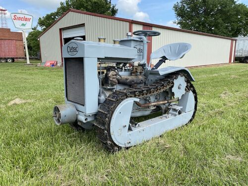 John Mowery Estate Antique Tractors and Equipment featured photo
