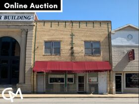 Historic Commercial Building - Online Real Estate Auction Poseyville, IN featured photo 1