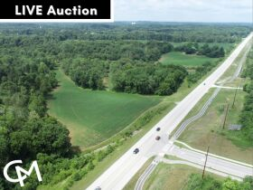 136+/- Acres offered in 7 Tracts & Combinations Selling at ABSOLUTE AUCTION - Live Real Estate Auction w/Online Bidding Santa Claus, IN featured photo 1