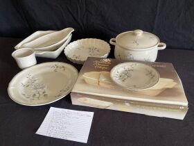 Deanie Logan Estate Auction - Antique Furniture, Crystal Glassware, Cast Iron, Sterling Silver, Collectibles, Artwork, Pocket Watches, Railroad Lanterns, and more! featured photo 5