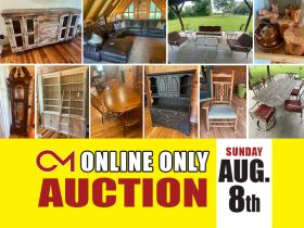 High End Furniture, Outdoor Furniture, Antiques, Household Items and More! Online Auction ends August 8th featured photo 1