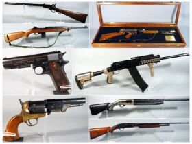 Suns Out Guns Out Firearm And Sportsman Auction featured photo 1