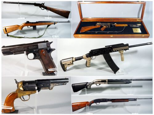 Suns Out Guns Out Firearm And Sportsman Auction featured photo