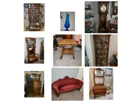 Clocks, Collectibles, Antiques, Tools and More Online Auction featured photo 1