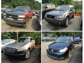 *ENDED* Pittsburgh Impound Auction - July 2021 featured photo 1