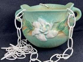 Glassware Auction Featuring Roseville Pottery, Van Briggle, Fenton and More.  Ending July 29th at 9am featured photo 6