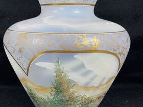Glassware Auction Featuring Roseville Pottery, Van Briggle, Fenton and More.  Ending July 29th at 9am featured photo 8