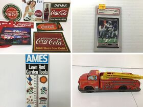 Sports Cards, Toys, Collectibles, Advertising featured photo 1