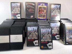Indy 500 Video Series Collection Ending Friday, July 30th featured photo 1