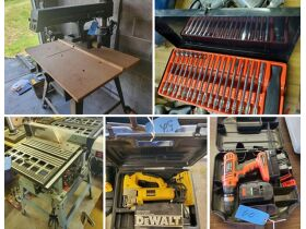 *ENDED* Tool Auction - California, PA featured photo 1