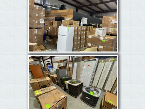 HVAC Equipment, Appliances, Doors and Moving Supplies featured photo
