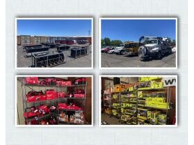 August Industrial Equipment & Government Vehicles featured photo 1