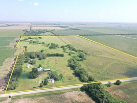 RURAL HOME & 78 TOTAL ACRES Offered in 2 TRACTS featured photo 1