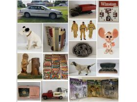 Eclectic Collection & Collectibles! Too Many Items to List! featured photo 1