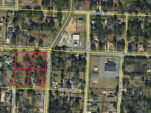Almost Entire Block Great Development Potential featured photo