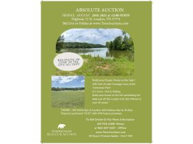 Absolute Auction - 9.2 Riverfront Acreage, 33510 Highway 72 N, Loudon, TN 37774 featured photo 9