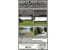 Absolute Auction - 9.2 Riverfront Acreage, 33510 Highway 72 N, Loudon, TN 37774 featured photo 5