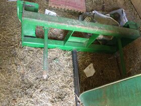 John Deere 5045 D Tractor, Storage Building, Farm Tools, Antiques, Furniture, Glassware and More! featured photo 5
