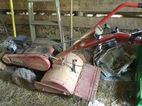 John Deere 5045 D Tractor, Storage Building, Farm Tools, Antiques, Furniture, Glassware and More! featured photo 8