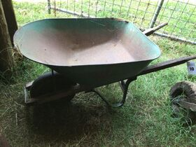 John Deere 5045 D Tractor, Storage Building, Farm Tools, Antiques, Furniture, Glassware and More! featured photo 11