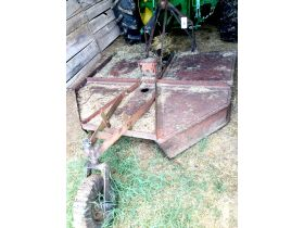 John Deere 5045 D Tractor, Storage Building, Farm Tools, Antiques, Furniture, Glassware and More! featured photo 4