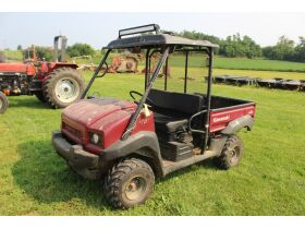 TRACTORS - TRUCKS - FARM EQUIP. - RTV - STOCK TRAILER  - SHOP TOOLS - MISC.  - ONLINE BIDDING ONLY ENDS THURS., AUG. 19 @ 4:00 PM EDT featured photo 3