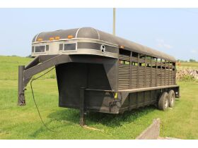 TRACTORS - TRUCKS - FARM EQUIP. - RTV - STOCK TRAILER  - SHOP TOOLS - MISC.  - ONLINE BIDDING ONLY ENDS THURS., AUG. 19 @ 4:00 PM EDT featured photo 8