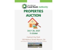 Macon-Bibb County Land Bank Authority Property Auction featured photo 1