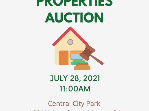 Macon-Bibb County Land Bank Authority Property Auction featured photo