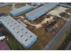 Andrews, SC Industrial Buildings - 55,000± sq ft on 5 ± acs featured photo 1