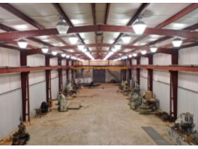 Andrews, SC Industrial Buildings - 55,000± sq ft on 5 ± acs featured photo 5