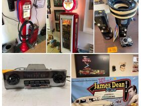 *ENDED* Automobilia/Moving Auction - Pittsburgh, PA featured photo 1