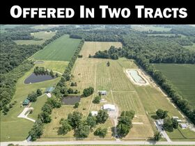 Clark County 56+ Acre Real Estate Online Only Auction featured photo 1