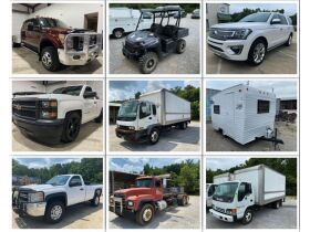 Equipment, Vehicles, Trailers and More - August Consignment Auction featured photo 1